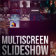 Multiscreen Slideshow || After Effects - VideoHive Item for Sale