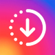 Instagram Saver - iOS App. Save photos & videos to Photo Gallery from Instagram - CodeCanyon Item for Sale