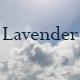 Lavender Emotional Tender Piano