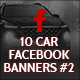 Facebook Car Banners - GraphicRiver Item for Sale