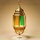 Lantern Islamic 3D - 3DOcean Item for Sale