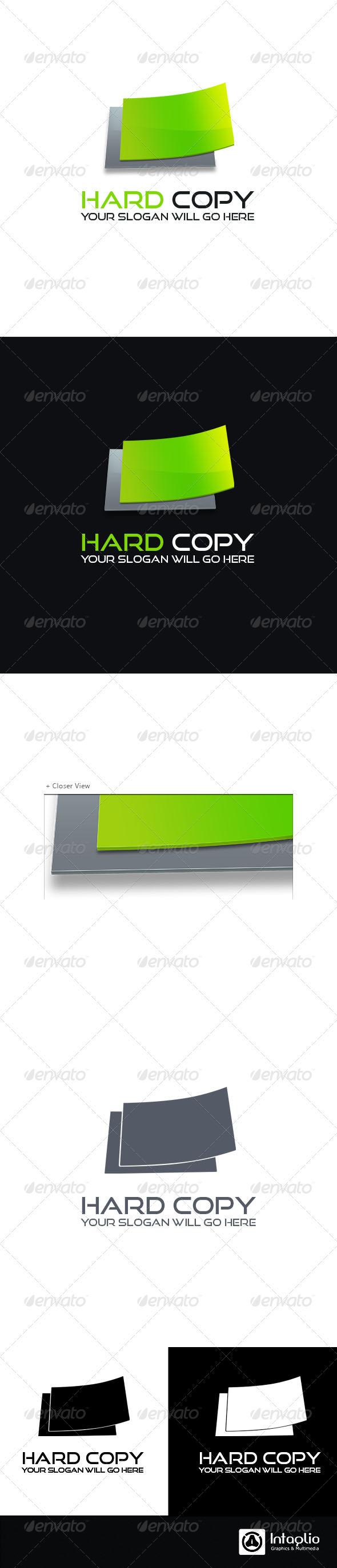 Print Logo - Hard Copy