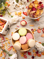 Still life of macaroon cakes - PhotoDune Item for Sale