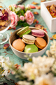 Traditional French colorful macaroon - PhotoDune Item for Sale