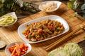 Traditional Chinese food menu - PhotoDune Item for Sale