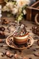 Chocolate and coffee cake - PhotoDune Item for Sale