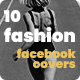 10 Fashion Facebook Cover - GraphicRiver Item for Sale