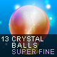 13 CRYSTAL BALLS - GraphicRiver Item for Sale