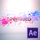 Colourful Particles Logo - VideoHive Item for Sale