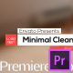Minimal Clean Lower Thirds - VideoHive Item for Sale