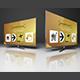 Sleek TV_ Mockups - GraphicRiver Item for Sale