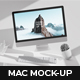 Clay Mac Mockup - GraphicRiver Item for Sale