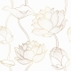 Luxury Lotus Seamless Wallpaper Design Vector - GraphicRiver Item for Sale