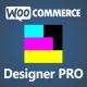 WooCommerce Designer Pro - CodeCanyon Item for Sale