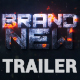 Cinematic Action Fire Trailer - VideoHive Item for Sale