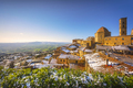 Volterra snowy town in winter. Tuscany, Italy - PhotoDune Item for Sale