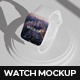 Clay Watch Mockup - GraphicRiver Item for Sale