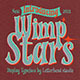 Wimp Stars - Display Typeface - GraphicRiver Item for Sale