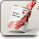 Paint Bucket Mock-up - GraphicRiver Item for Sale