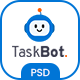 TaskBot - Freelancers and Jobs Market Place - ThemeForest Item for Sale