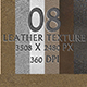 8 Leather Texture Background - GraphicRiver Item for Sale