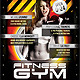 Fitness Gym Flyer Template - GraphicRiver Item for Sale