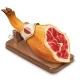 Jamon. Hamon. Traditional Spanish Food. Meat. Pig Leg. Vector. - GraphicRiver Item for Sale