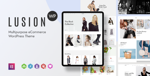 Review: Lusion - Multipurpose eCommerce WordPress Theme free download Review: Lusion - Multipurpose eCommerce WordPress Theme nulled Review: Lusion - Multipurpose eCommerce WordPress Theme