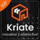 Kriate - Industrial Construction Multipurpose WordPress Theme - ThemeForest Item for Sale