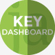Key Dashboard PowerPoint Presentation Template - GraphicRiver Item for Sale