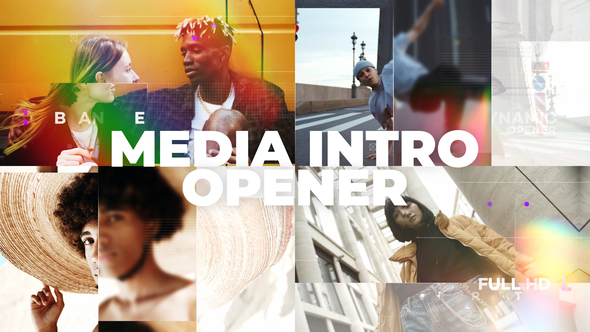 Media Intro Opener