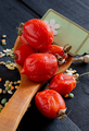 small tomatoes typical of the cultivation of the Neapolitan territory - PhotoDune Item for Sale