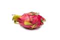 Red pitaya tropical fruit on white - PhotoDune Item for Sale