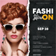 Fashion Flyer 20 - GraphicRiver Item for Sale