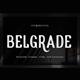 Belgrade - GraphicRiver Item for Sale