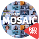 Mosaic Photo Reveal | Corporate Logo - VideoHive Item for Sale