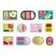 Balanced Nourishment Dividing Sandwiches - GraphicRiver Item for Sale