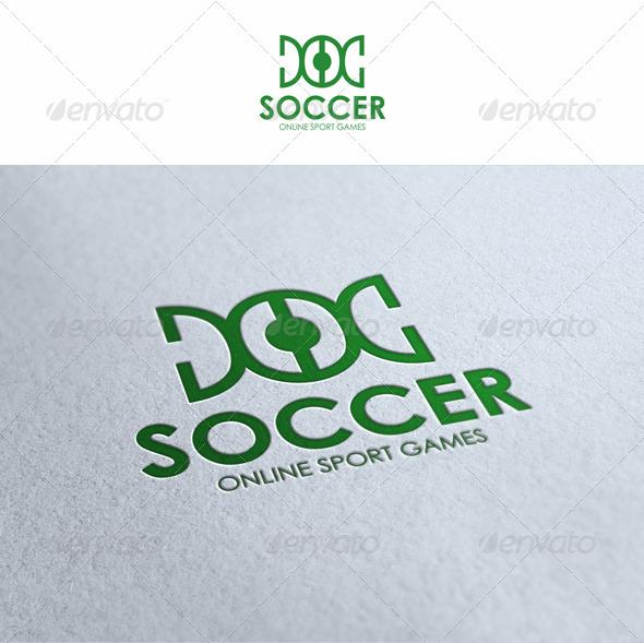Soccer Field Logo