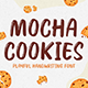 Mocha Cookies - Playful Brush Font - GraphicRiver Item for Sale