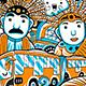 Jakarta City Landmark Vector Illustration - GraphicRiver Item for Sale