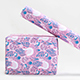 Present Gift Paper Wrap Unwrapping Set