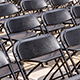Simple Metal Folding Chair Fold Unfold - AudioJungle Item for Sale