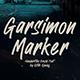 Garsimon Marker - Handwritten Brush Font - GraphicRiver Item for Sale