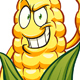 Corn Character - GraphicRiver Item for Sale
