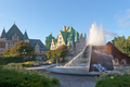 Quebec City Gare du Palais train station Canada - PhotoDune Item for Sale