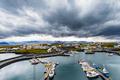 Harbor of Stykkisholmur town Vesturland Iceland IS Europe - PhotoDune Item for Sale