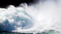 Violent white water turbulent torrent crashing - PhotoDune Item for Sale