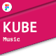 Kube - Music, Band, Dj Figma Template - ThemeForest Item for Sale