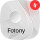 Fotony - Emitted Particles Array Backgrounds - GraphicRiver Item for Sale