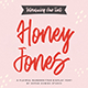 Honey Jones - Fun Handwritten Font - GraphicRiver Item for Sale